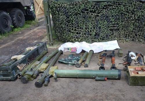 Оружие из зоны АТО: масштабы огнестрельного «беспредела» растут