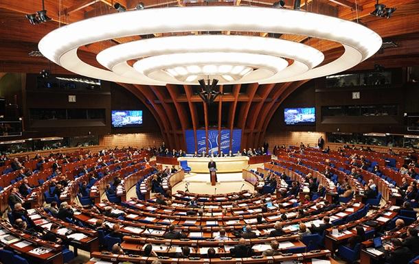 ПАСЕ: Москва должна прекратить дестабилизацию Украины