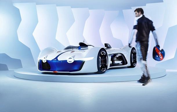 Alpine собирается  оживить  виртуальный суперкар