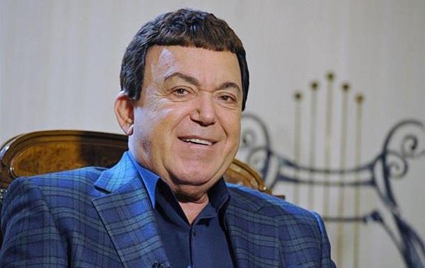 Кобзона лишили статуса почетного гражданина Краматорска
