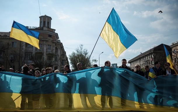 Украина обогнала Россию в рейтинге демократии и политических свобод