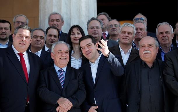 Новое правительство Греции: с кем будут иметь дело ЕС и Россия