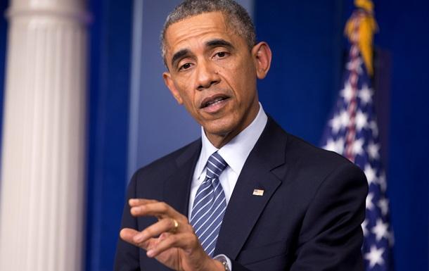 Обама выступает за сотрудничество с новым правительством Греции
