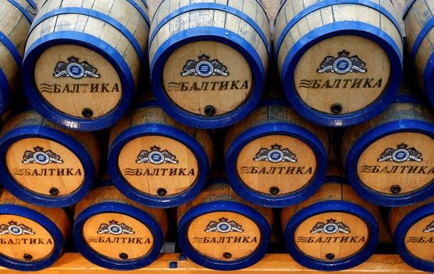 Carlsberg закрывает два завода Балтика в России