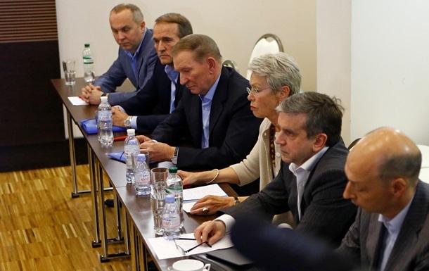 Представители сепаратистов поедут завтра в Минск, Украина не определилась