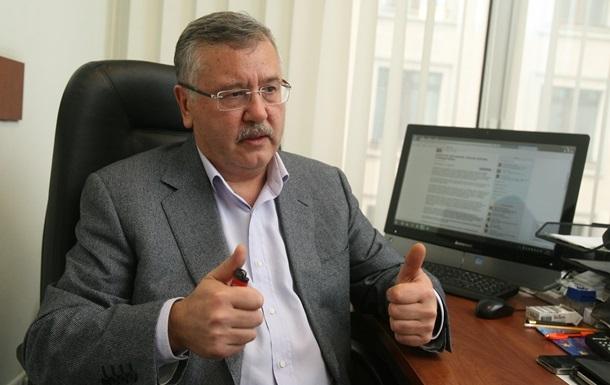 Корреспондент: Пять вопросов о военном положении Анатолию Гриценко