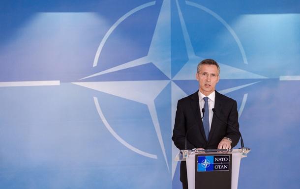 НАТО начинает наращивать силы, как в холодную войну