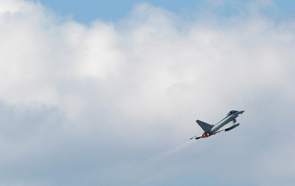 Истребители НАТО перехватили российский самолет над Балтийским морем