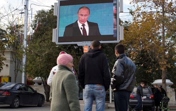 Обзор зарубежных СМИ: Путин сознательно врет, или обманывают его?