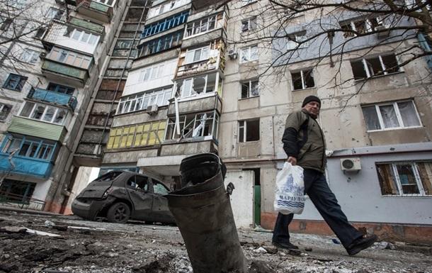 В СНБО сегодняшний обстрел Донецка назвали провокацией