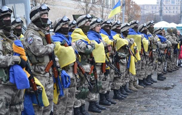 Харьковский  Східний корпус  отправился в зону АТО