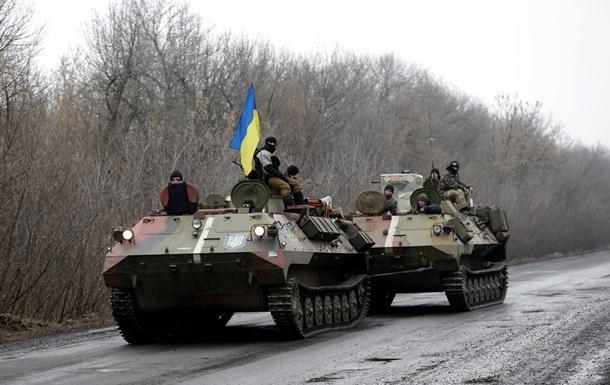 Бойцы АТО пошли на штурм в районе Углегорска - Семенченко