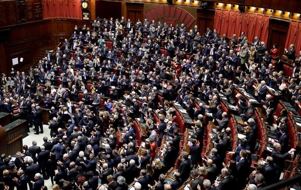 В Италии выбрали нового президента