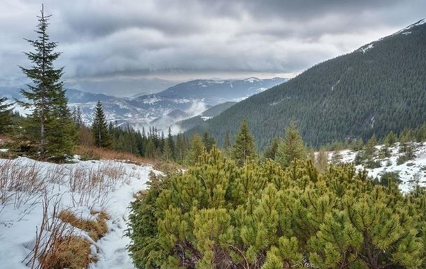 Пять необычных мест для зимних путешествий по Украине