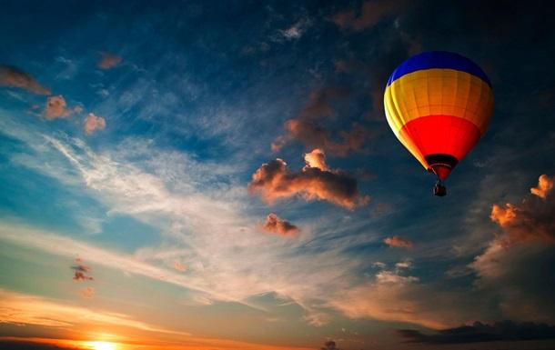 Поставлен рекорд дальности полета на воздушном шаре