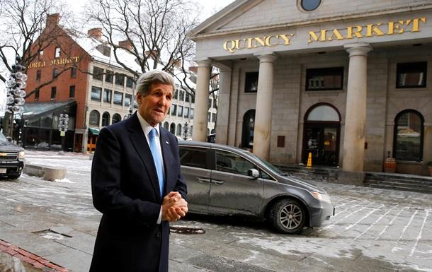 Госсекретарь США посетит Украину 5 февраля