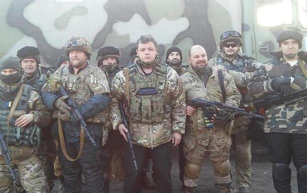 У Семенченко пробито легкое и есть переломы