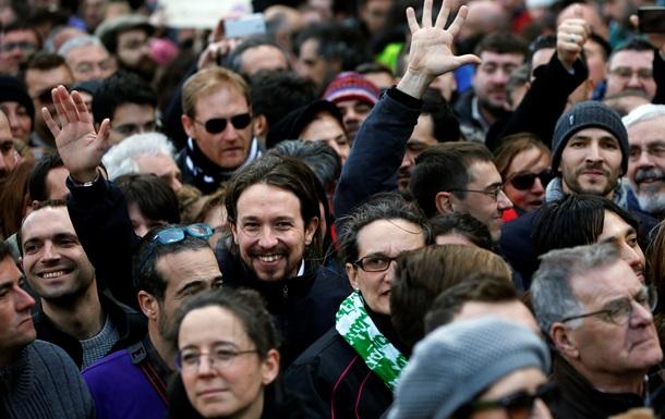Испания: станут ли  новые левые  клоном греческой СИРИЗА