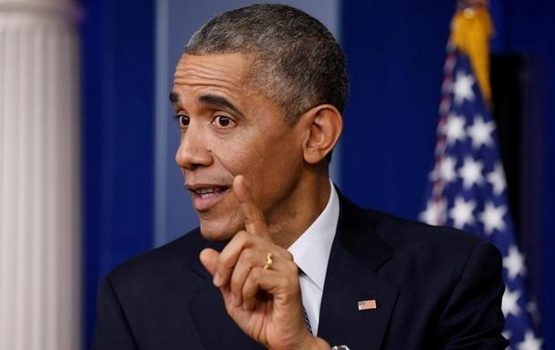 Обама: Путин - плохой стратег и наносит вред России