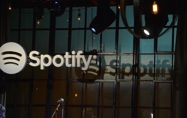 На российский рынок отказался выходить музыкальный сервис Spotify