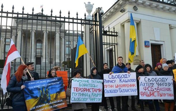 В Польше прошли антироссийские демонстрации