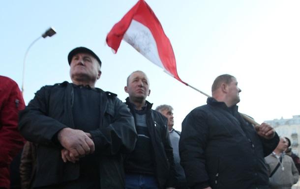 В Польше фермеры вышли на протесты