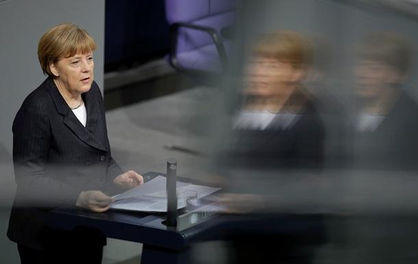 Меркель обсудит с лидерами США и Канады конфликт в Украине