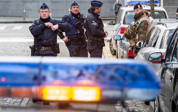 У здания Европарламента задержан мужчина с пистолетом и бензопилой