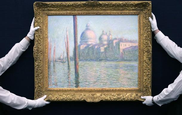Сразу на двух аукционах выставят картины художников с мировым именем