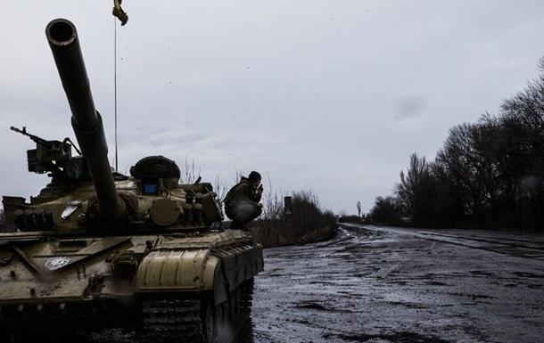 Сутки АТО: сепаратисты активизировались на луганском направлении