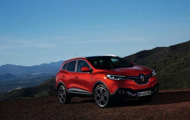 Renault привезет в Женеву конкурента Nissan Qashqai