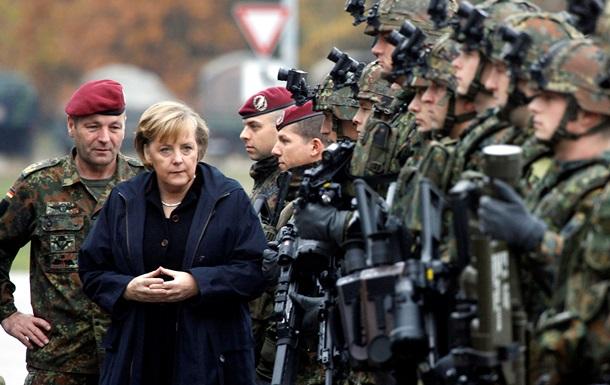 В США Меркель будет настаивать на невоенном решении конфликта в Украине