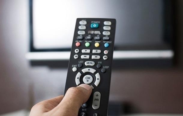 Рада не разрешила Нацсовету штрафовать телеканалы