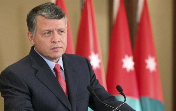 Король Иордании назвал ИГ трусливой террористической организацией