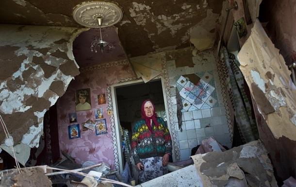 Луганск 27 января обстреливался кассетными снарядами – доклад ОБСЕ