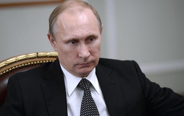Путин подписал договор о стратегическом партнерстве с Абхазией
