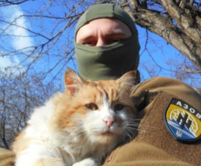 На Донбассе идет война Добра со Злом