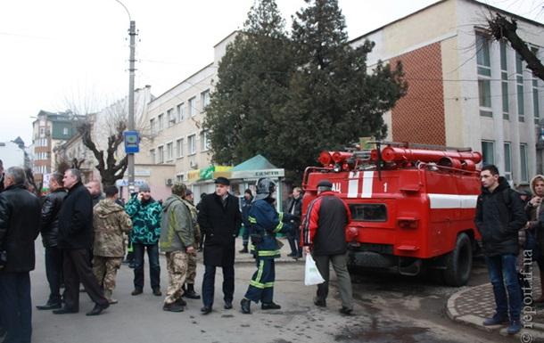 В Ивано-Франковске возле роддома прогремел взрыв, погиб человек