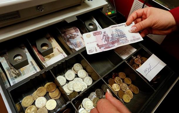 Инфляция в России достигла максимума с 1999 года