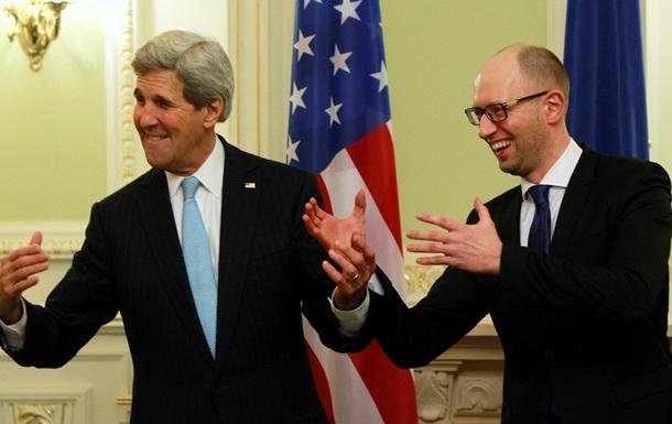 Яценюк: Украина не согласна на мир, если пострадает ее целостность