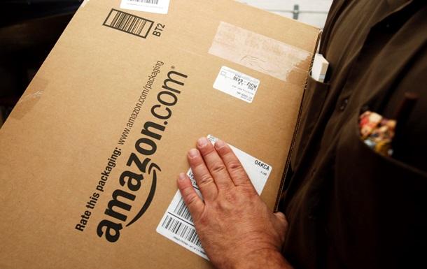 Из Крыма уходит крупнейший американский интернет-магазин Amazon