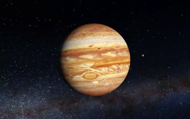 Опубликованы редчайшие снимки прохождения трех спутников Юпитера по диску