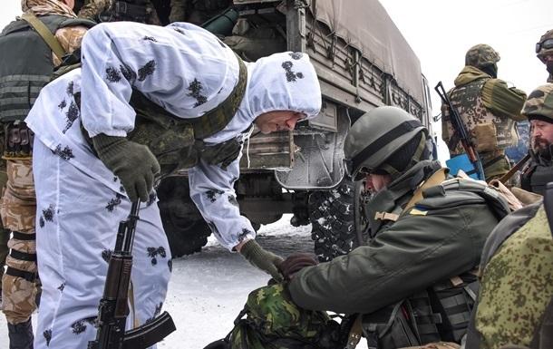 У Порошенко отчитались об успешной операции в районе Дебальцево