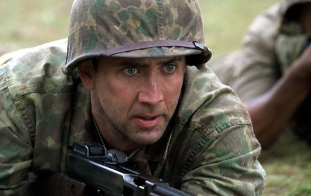 Николас Кейдж исполнит главную роль в фильме о Второй мировой войне