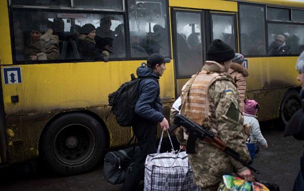 Миссия ОБСЕ помогла эвакуировать из Дебальцево несколько сотен жителей