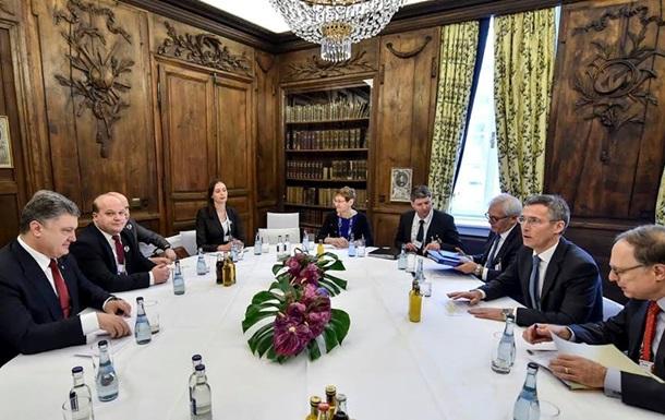 Генсек НАТО пообещал Украине  практическую поддержку