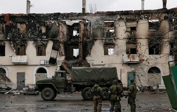 Сепаратисты накапливают силы у Дебальцево. Карта АТО за 7 февраля