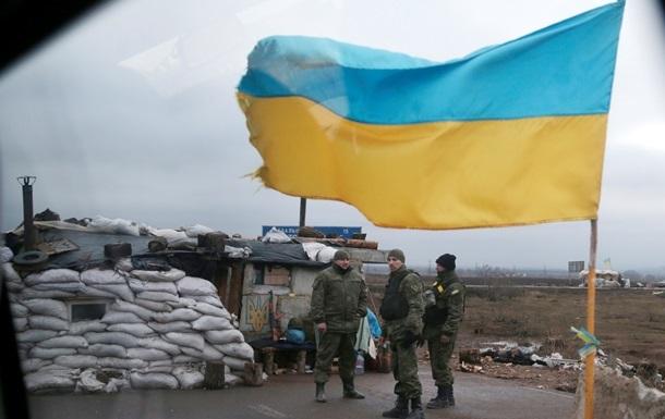 Сутки АТО: обстрелы у Дебальцево и на Луганском направлении