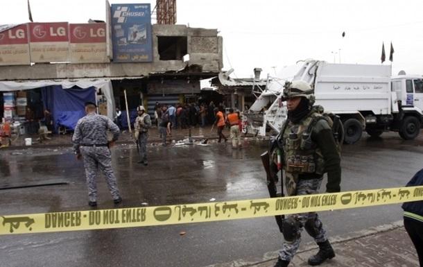 Число погибших при взрыве в Багдаде превысило 30