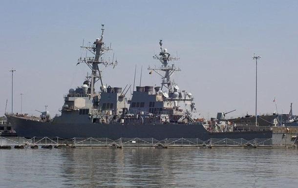 США направили ракетный эсминец в Черное море